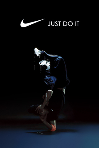 nike just do it essay Nike essay - nike is no longer just a brand name that professional athletes wear but a company that continues to gain the attention of its consumers based on their products and the company name that comes with it.