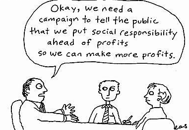 csr commercial ethics Corporate social responsibility challenges for  business ethics  they argue that some companies start csr programs for the commercial benefits enjoyed by.